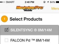 MaximizerPro™ Mobile 2.0.1 Screenshot