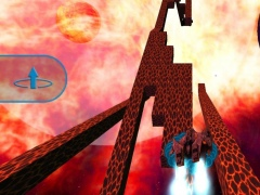 Maximum velocity spaceship 1.1 Screenshot