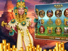 Maya Slots Machine Free Pokies 1.2 Screenshot