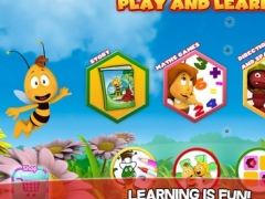 Maya the Bee: Play and Learn - Learning Games for Kids 3 Screenshot