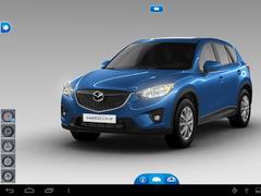 Mazda CX-5 1.9 Screenshot