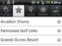 MB Golf 1.1 Screenshot