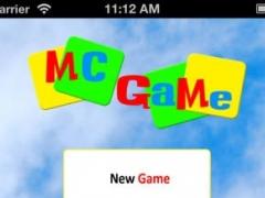 MC Game 2.0 Screenshot