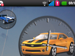 MC Soft Muscle Cars Clocks 1.0 Screenshot