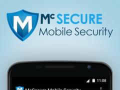 McSecure Mobile Security 1.4.5 Screenshot