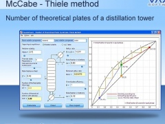MCTH - McCabe Thiele Plates Calculator 1.8.0 Screenshot