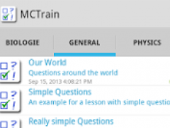 MCTrain 1.7 Screenshot