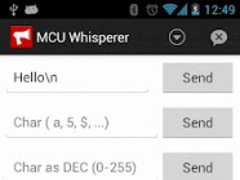 MCU Whisperer 1.1 Screenshot