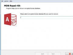 MDB Repair Kit 2 1 5 Free Download