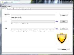 MDE Compiler 1.0 Screenshot