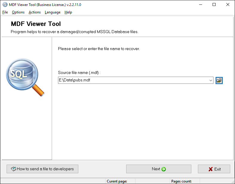 Download mdf open file tool for windows 8 64bit last version.