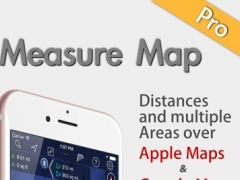 Measure Map Pro - By global DPI 8.2.1 Screenshot