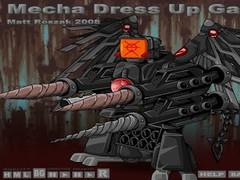 Mecha Dressup 1.0 Screenshot