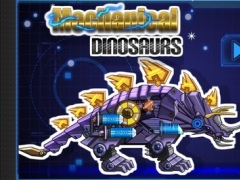 Mechanical dinosaurs 1.0 Screenshot