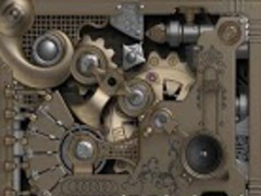 Mechanical Gears LWP Smart L 1.02 Screenshot