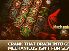 Mechanicus - puzzle steampunk 2.013 Screenshot