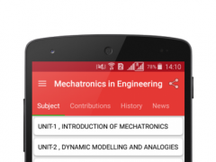 Mechatronics Engineering 5.5 Screenshot