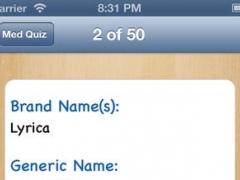 Med Quiz 1.1 Screenshot