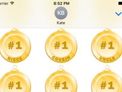 Medals for iMessage 1.0 Screenshot