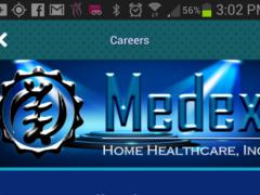 Medex Home Healthcare, Inc. 1.399 Screenshot