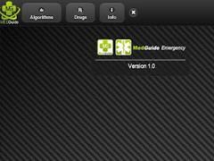 MEDGuide Emergency 1.6 Screenshot
