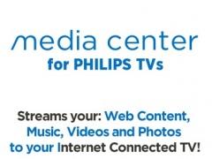 Media Center for Philips Smart TVs 2.0.9 Screenshot