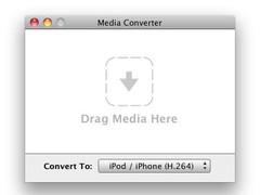 Media Converter 1.2 Screenshot