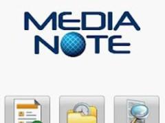 Media Note 1.0.8 Screenshot