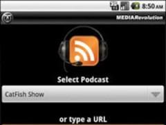 MEDIA Revolution for Android  Screenshot