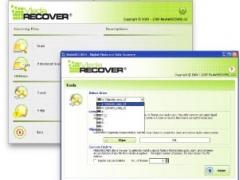 MediaRECOVER Windows 4.0 Screenshot