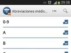 MAG Medical Abbreviations ES 2.0.1 Screenshot
