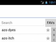 Medical Dictionary En 4.0 Screenshot