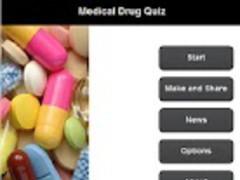Medical Drug Quiz 1.3 Screenshot