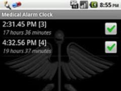 Medication alarm clock 1.0.0.4 Screenshot