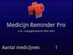Medicine Reminder Pro 3.2 Screenshot