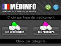 Medinfo Generic & Brand drugs 1 Screenshot