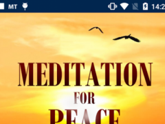 Meditation for Peace of Mind 1.11 Screenshot