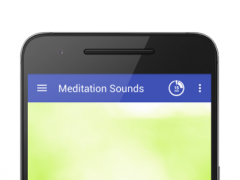 Meditation sounds Relax music 1.04 Screenshot