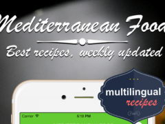 Mediterranean Cuisine recipes 1.0 Screenshot