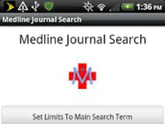 Medline Journal Search 1 Screenshot