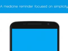 MedTime: Medicine Reminder 1.0 Screenshot