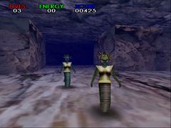 Medusa's Lair 2.0 Screenshot