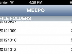 MeepoPhoto 1.0 Screenshot