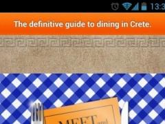 Meet and Eat in Crete 1.4 Screenshot