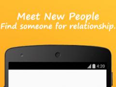Meet New People - Advice 1.0 Screenshot