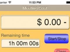 Meeting Timer Original 1.2 Screenshot