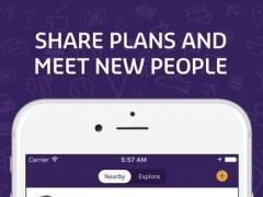 Meetizer - Share meetups and meet people 3.6 Screenshot