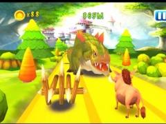 Mega Battle Run- Folt Pig Throne Republique Perils duel Joust HD 1.1 Screenshot