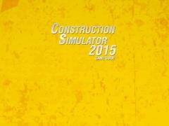 Mega Game - Construction Simulator 2015 Version 1.0 Screenshot