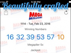 Mega Millions Results by Saemi.Biz 2.6.0 Screenshot